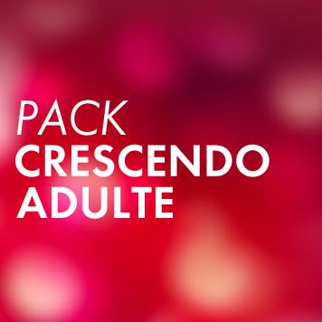 Crescendo Adulte