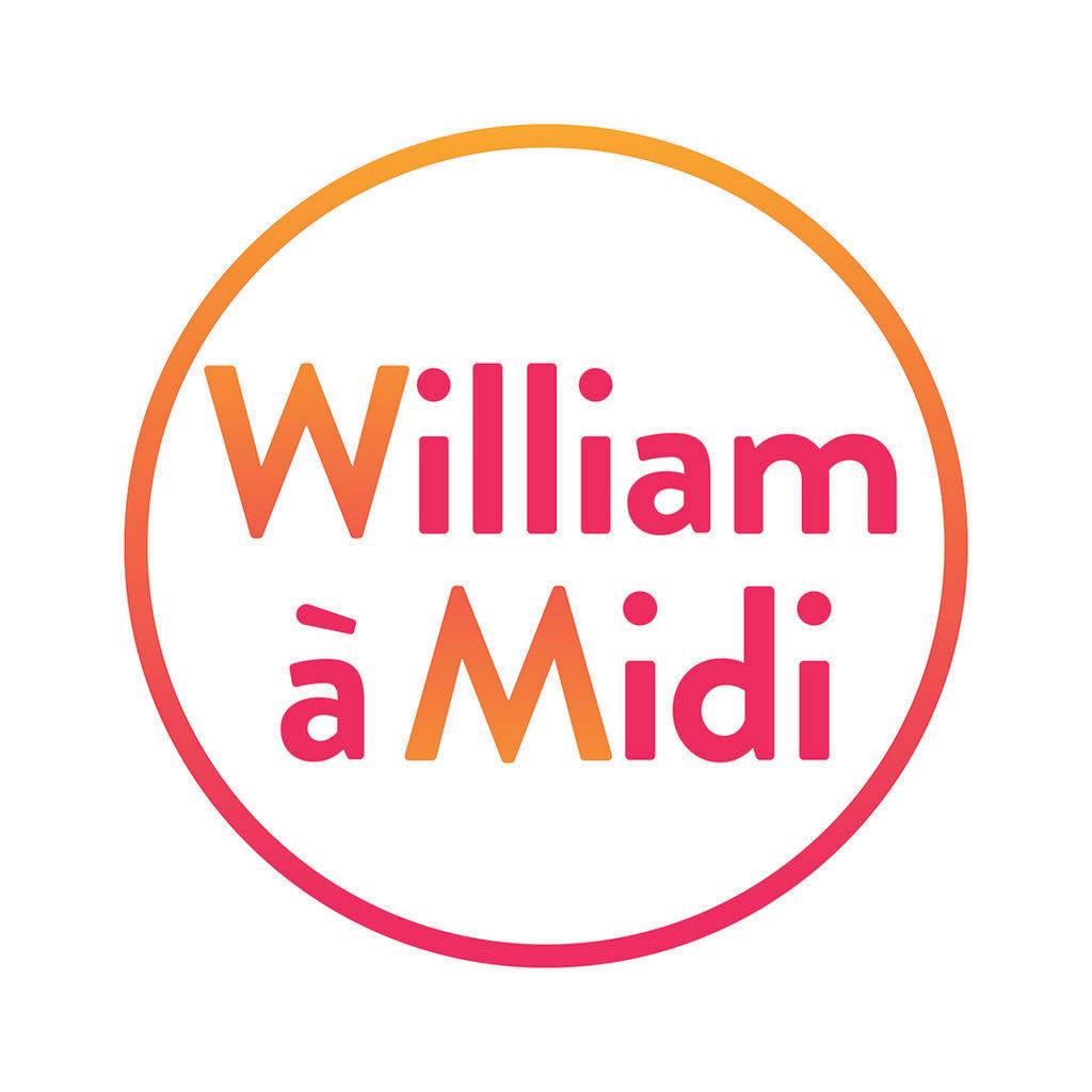 William à midi!