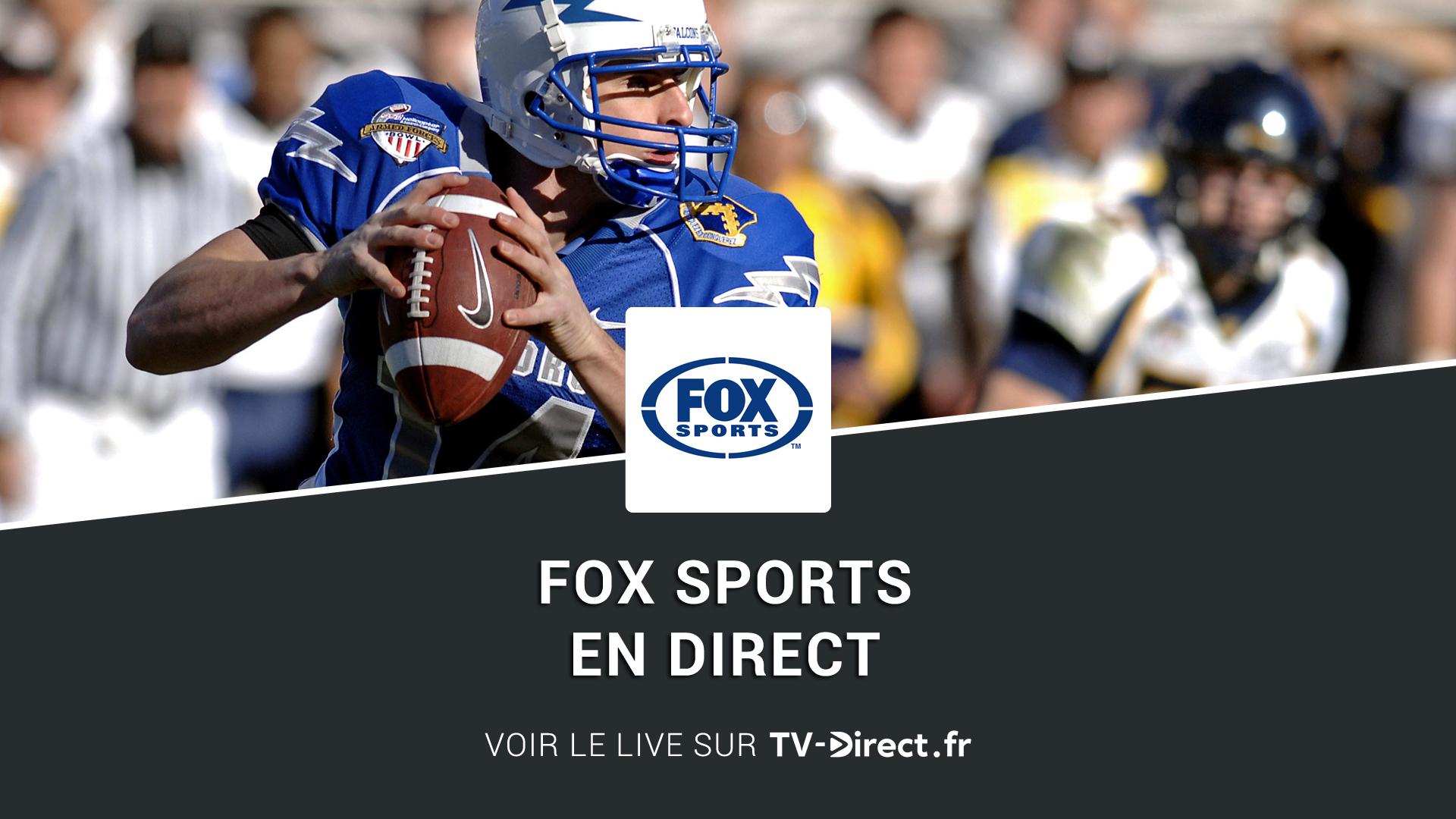 fox sports direct regarder fox sports live sur internet. Black Bedroom Furniture Sets. Home Design Ideas
