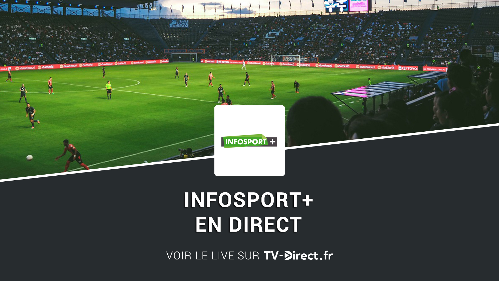 infosport direct regarder infosport en direct live sur internet. Black Bedroom Furniture Sets. Home Design Ideas