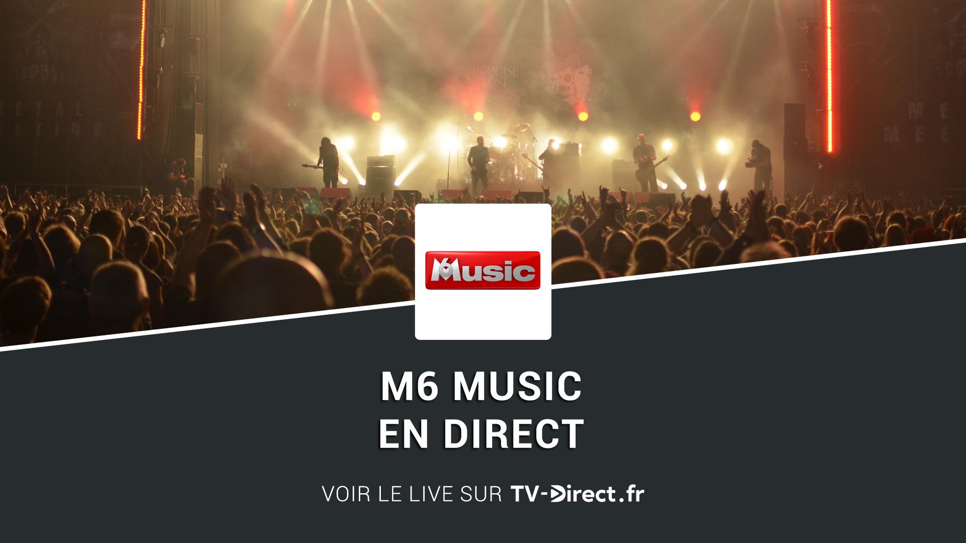 m6 music direct regarder m6 music live sur internet. Black Bedroom Furniture Sets. Home Design Ideas