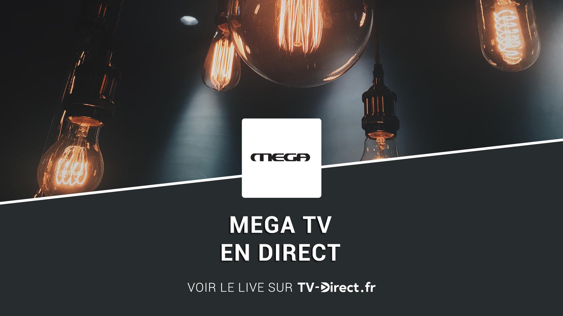 mega tv direct regarder mega tv en direct live sur internet. Black Bedroom Furniture Sets. Home Design Ideas