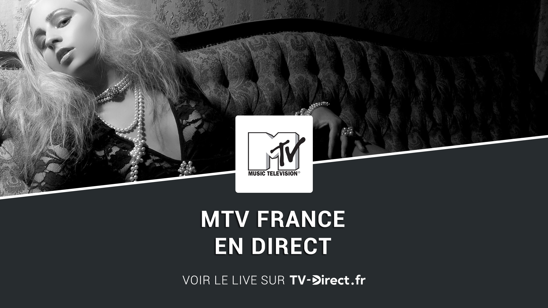 mtv france direct regarder mtv france live sur internet. Black Bedroom Furniture Sets. Home Design Ideas