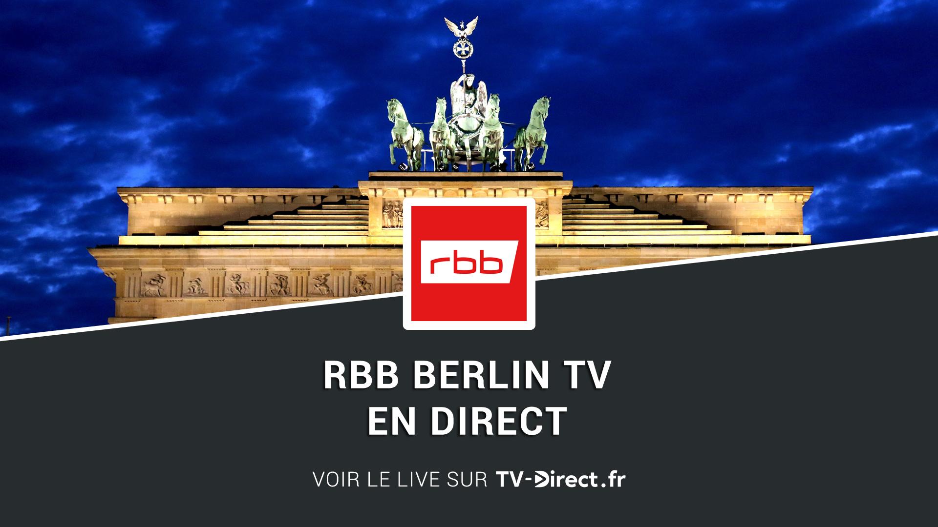 Rbb Berlin Livestream