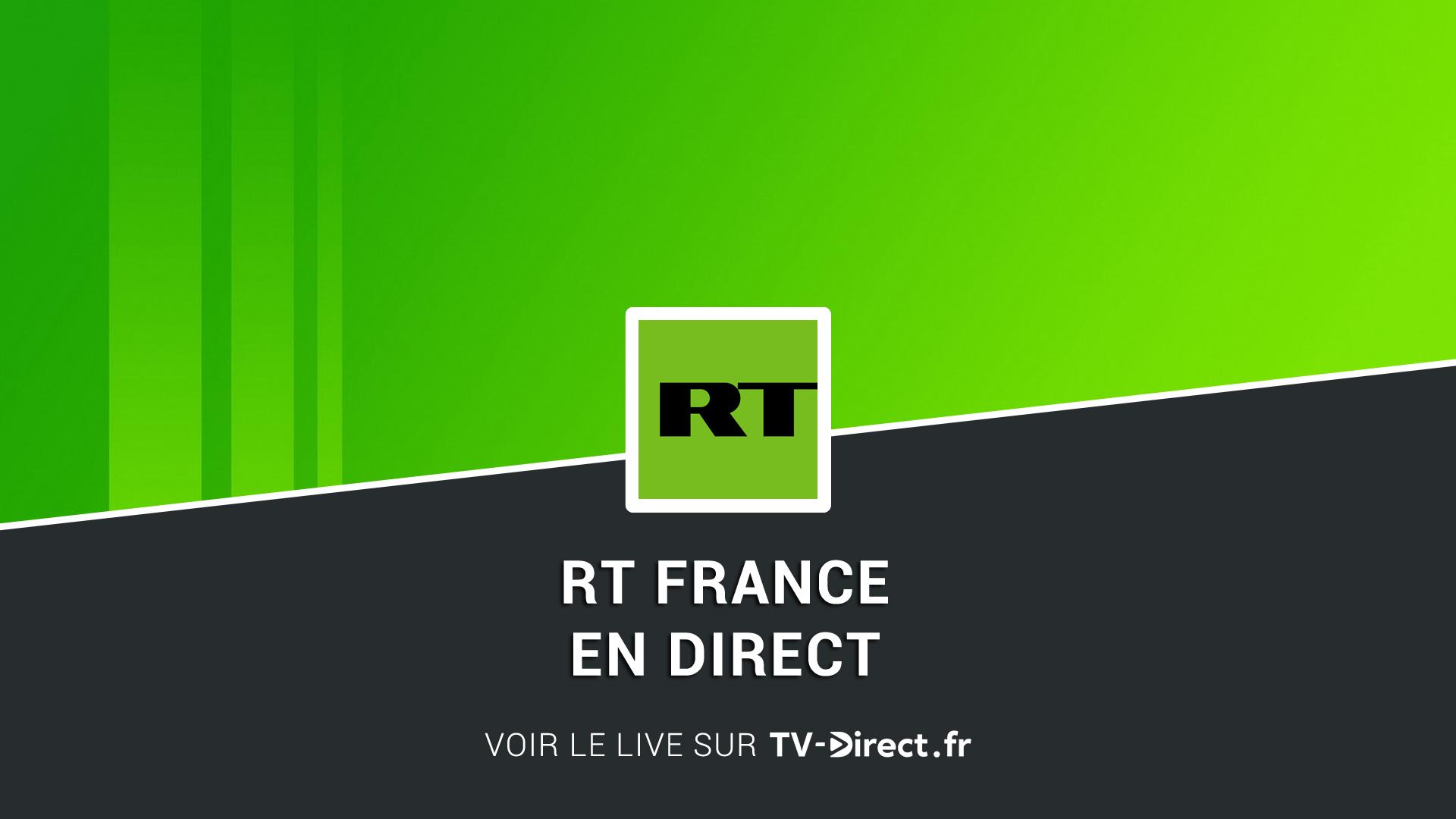 RT France en direct