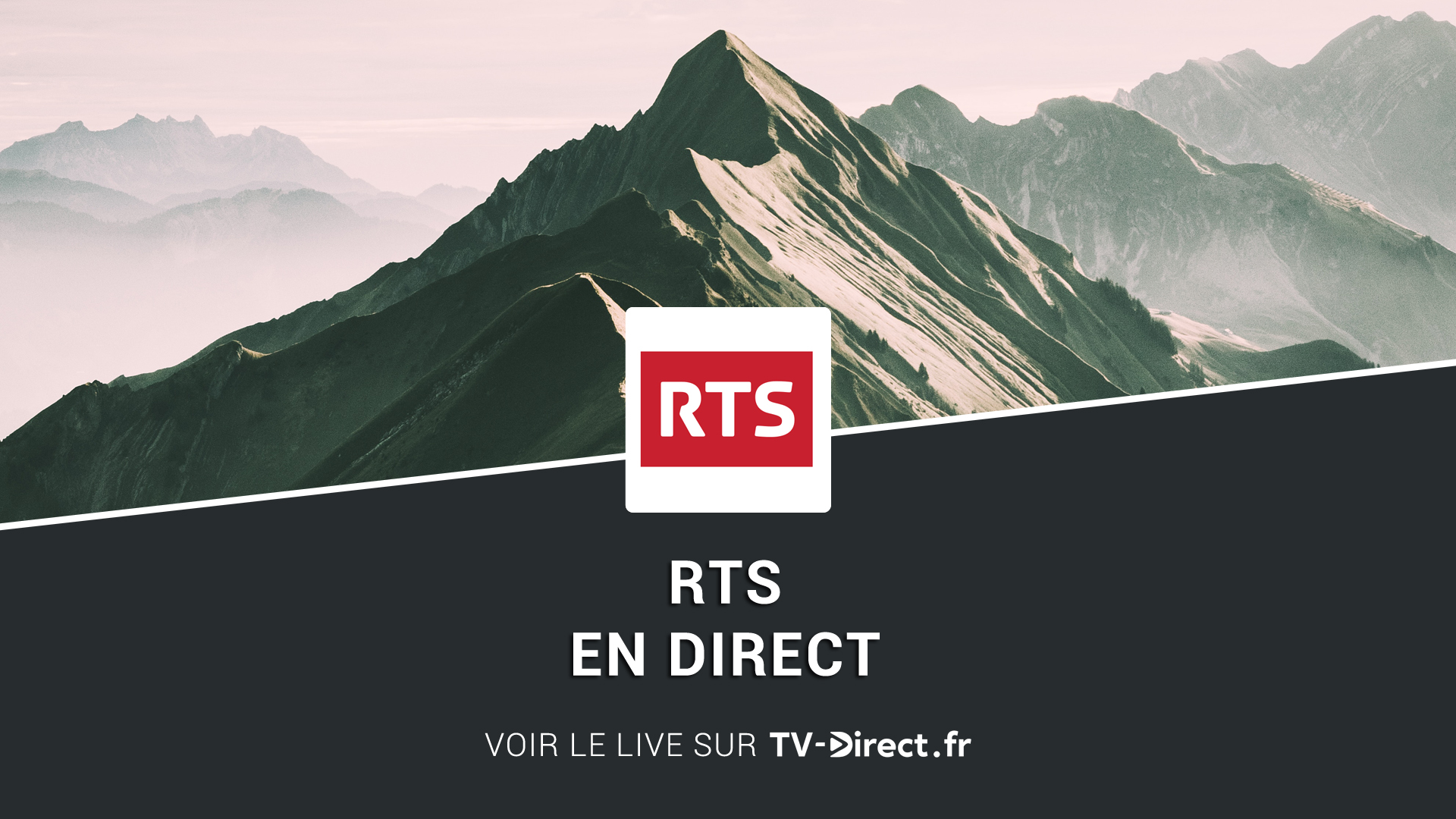 RTS Direct - Regarder RTS en direct live sur internet