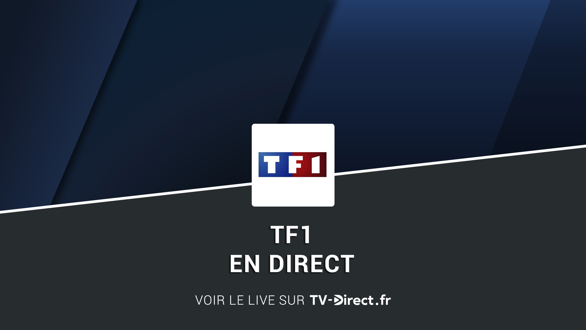 tf1 direct regarder tf1 en direct live sur internet. Black Bedroom Furniture Sets. Home Design Ideas