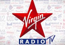 Logo Virgin Radio TV