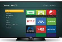 Roku TV streaming