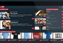 Application Programme TV Android