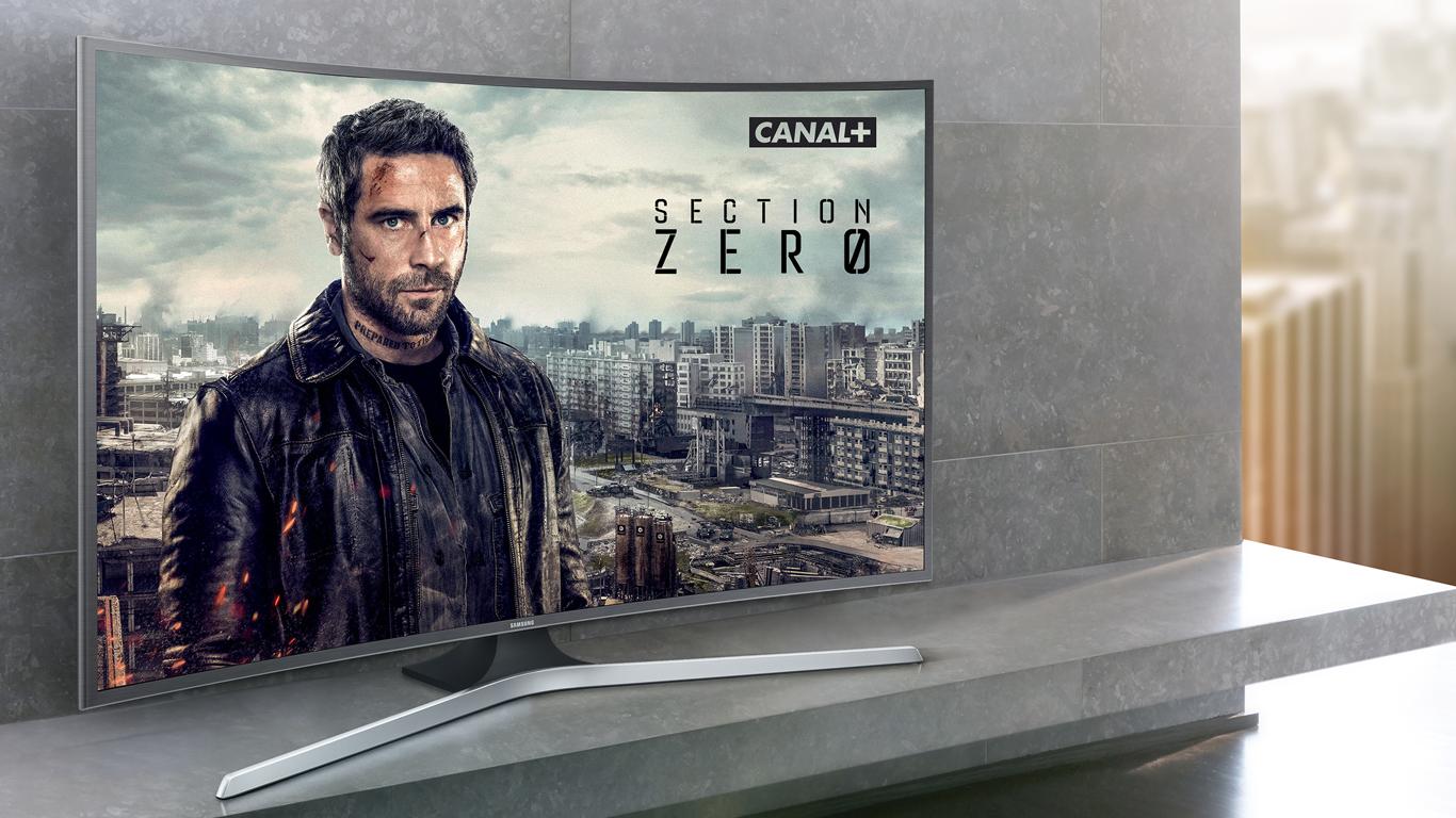 Canal+ et CanalSat sur smart TV Samsung