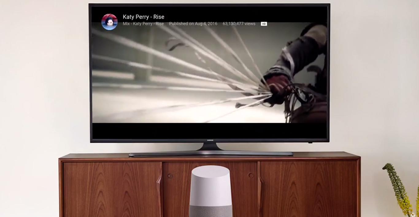 comment regarder la tv en direct gr ce google home. Black Bedroom Furniture Sets. Home Design Ideas