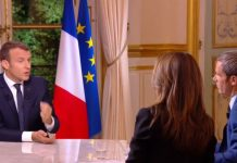Emmanuel Macron sur TF1 15 octobre 2017 replay