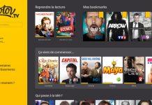 Molotov TV offre gratuite