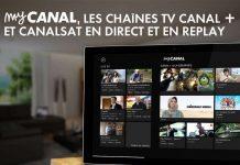 MyCanal gratuit live streaming