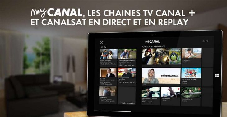 mycanal gratuit pour regarder canal live pendant 1 semaine. Black Bedroom Furniture Sets. Home Design Ideas