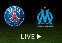 PSG / OM live streaming