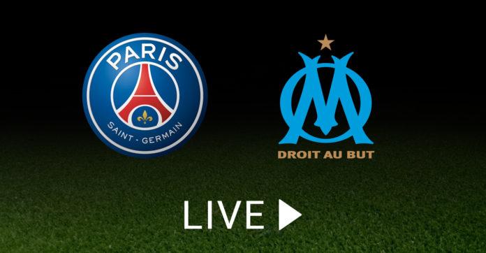 PSG / OM live streaming