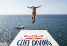 Red Bull Cliff Diving 2018 calendrier