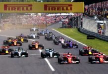 Courses F1 streaming