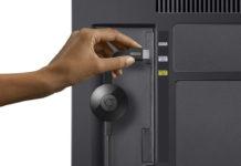 TV Direct avec Chromecast
