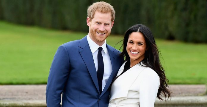 Mariage du prince Harry avec Meghan Markle