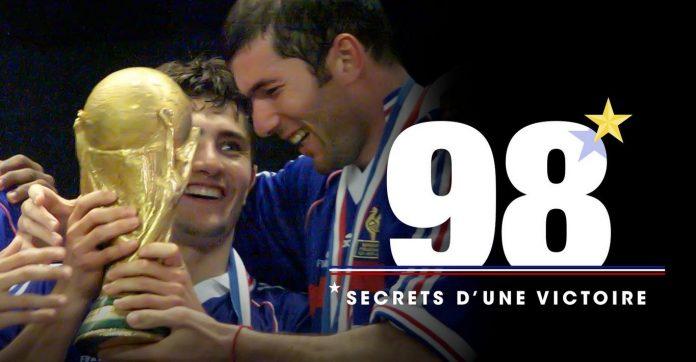 98, secrets d'une victoire Replay TF1