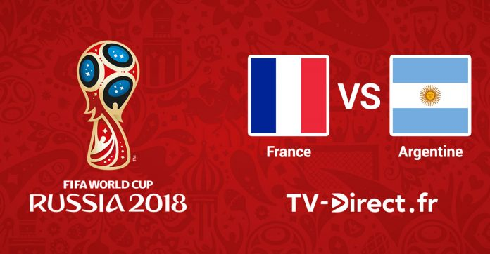 Coupe du monde 2018 france argentine en live streaming sur internet - Regarder coupe de france en direct ...