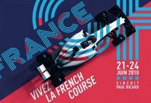 GP F1 France 2018