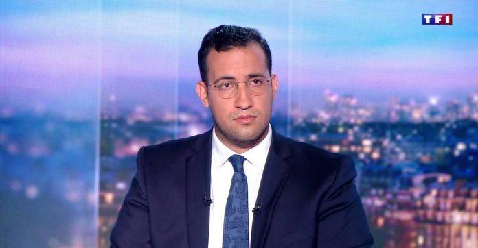 Alexandre Benalla sur TF1
