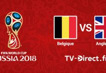 Belgique / Angleterre live streaming