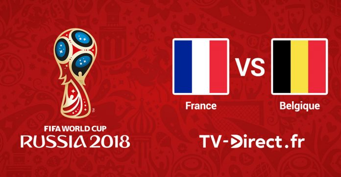 live coupe du monde 2018 france belgique streaming 10 07. Black Bedroom Furniture Sets. Home Design Ideas