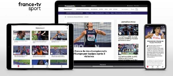 France TV Sport app