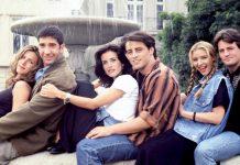 Série TV Friends