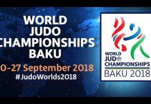 Championnats du monde de judo 2018