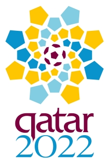 Coupe du Monde 2022 Qatar logo officiel