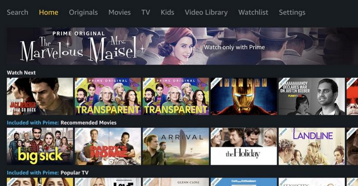 amazon prime video datenverbrauch einstellen online