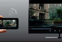 Miracast partager l'écran smartphone sur TV