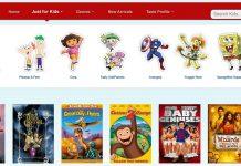 Netflix pour enfants