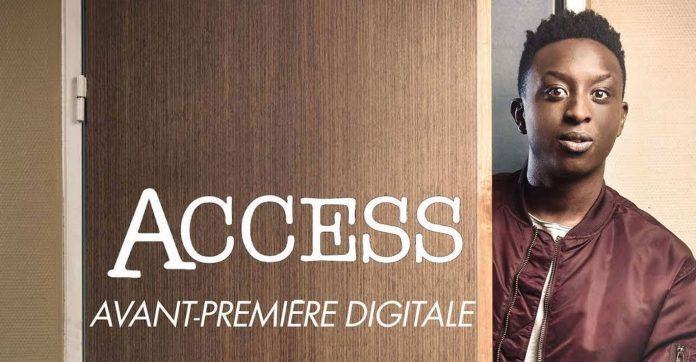 Série TV Access avec Ahmed Sylla sur C8