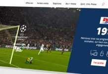 Offre Foot Ligue des champions SFR RMC Sport