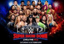 WWE Super Show-Down 2018