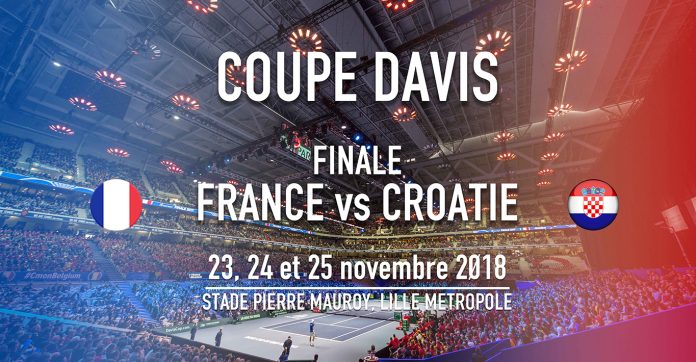 Coupe Davis Finale 2018