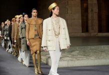 Défilé de mode fashion week