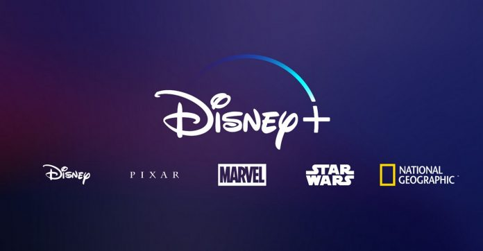 Disney+ streaming SVOD
