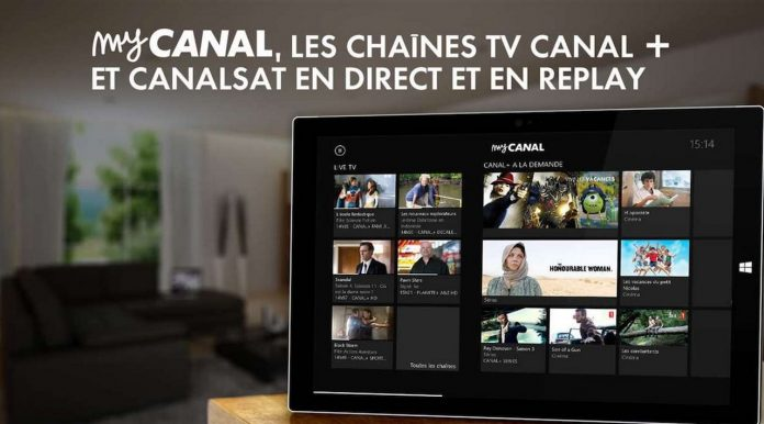 MyCanal