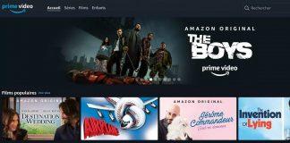 Amazon prime vidéo
