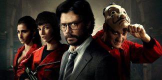 Casa de Papel saison 5 Netflix